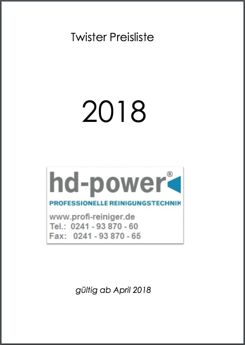 Preisliste2018